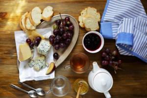 Du fromage pour le petit-déjeuner ?